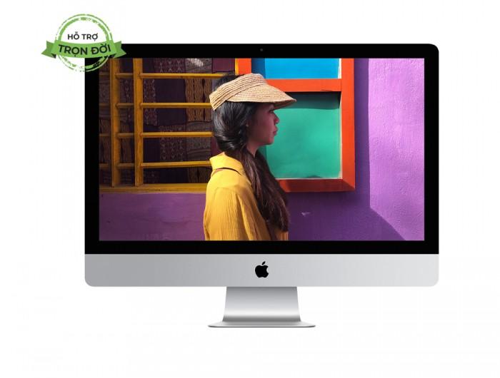 MNEA2 - iMac 27 inch 2017 Retina 5K - i5 3.5/8GB/1TB - 99%