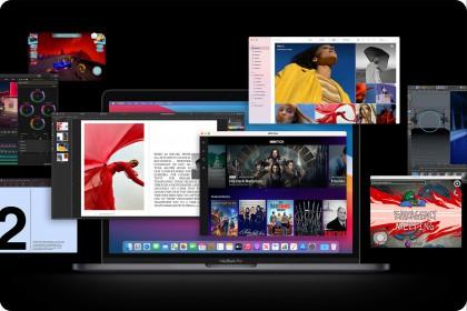 Các phần mềm, ứng dụng tương thích với dòng Mac sử dụng chip M1 mới của Apple