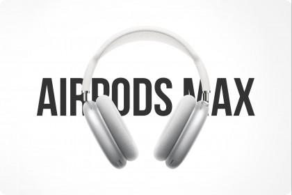 Apple giới thiệu AirPods Max - tai nghe Over Ears đầu tiên của hãng, giá 549 USD