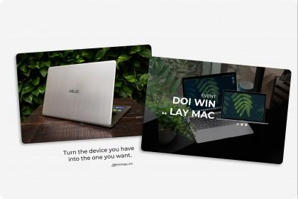 1001 lý do đổi win sang mac: Hệ điều hành mượt mà hỗ trợ lâu dài, Cử chỉ thông minh và cảm giác ấn Trackpad, …