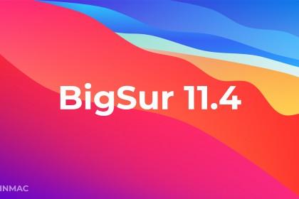 Apple chính thức phát hành macOS Big Sur 11.4 hỗ trợ mở rộng GPU , sửa lỗi Safari .
