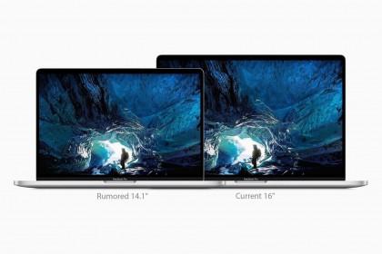 Apple sẽ ra mắt MacBook Pro mới tại sự kiện WWDC 21?