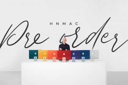 Sở hữu ngay iMac 24 inch M1 với mức giá vô cùng ưu đãi trong hè này
