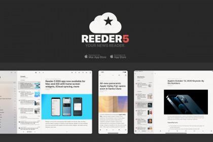 Reeder – Phần mềm đọc tin tức từ RSS