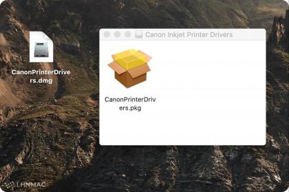 Hướng dẫn cài đặt máy in cho Macbook bằng phương pháp mặc định