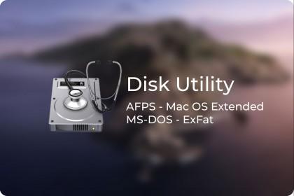 Tìm hiểu về định dạng ổ cứng APFS, HFS + trong MacOS
