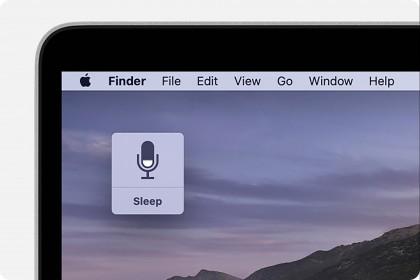 Điều khiển Macbook bằng giọng nói với tính năng Voice Control MacOS