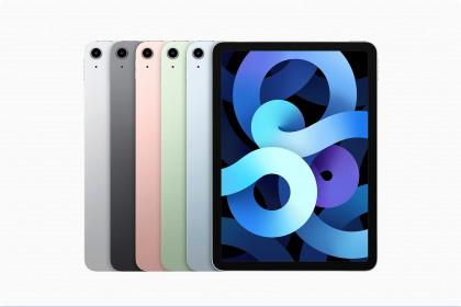 iPad Air 4 ra mắt: Touch ID, A14 Bionic, USB C, giá từ 599$