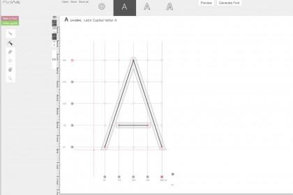 Các công cụ tự tạo tạo font chữ cho riêng bạn tốt nhất 2020