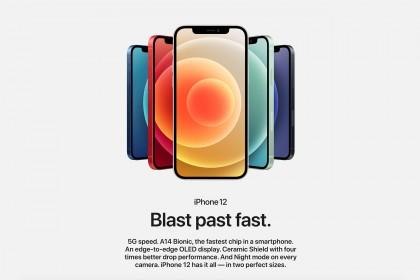 SmartPhone của Apple năm nay có gì hot?? Tổng quan về iPhone 12 và iPhone 12 mini