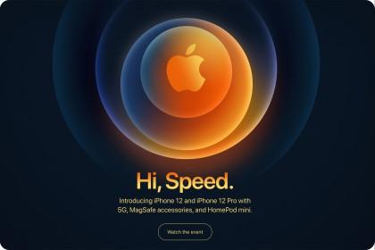 Điểm báo về sự kiện tháng 10 của Apple - Apple's Hi, Speed Event