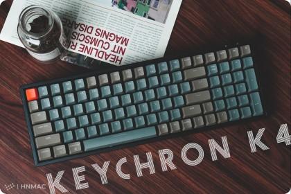 Review bàn phím cơ KeyChron K4 – Một siêu phẩm khác đến từ KeyChron