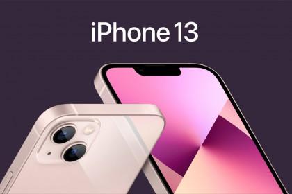 Apple công bố iPhone 13 và iPhone 13 Mini với Notch nhỏ hơn, camera sau đối xứng...