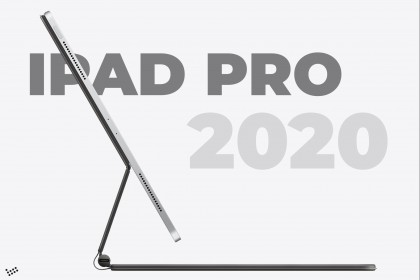 iPad Pro 2020 có gì mới?