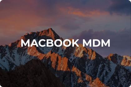 Hướng dẫn tắt và kiểm tra MDM trên MacBook tất cả HDH
