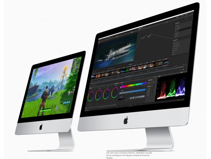 MRT42 SA/A - iMac 4K 21 inch 2019 Chính Hãng - i5 3.0Ghz Full VAT