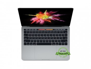 MLH12 - MacBook Pro 13 inch Touch Bar 2016 - 256 GB - Space Gray - 99%