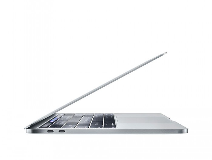MPXX2 - Macbook Pro 13 inch Touch bar 2017 - i5 3.1/8GB/256GB - Silver - hàng CPO - Newseal chưa active