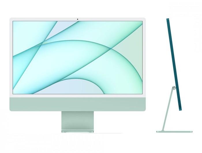 iMac M1 24 inch 4.5K 2021 256GB - 7 Core GPU