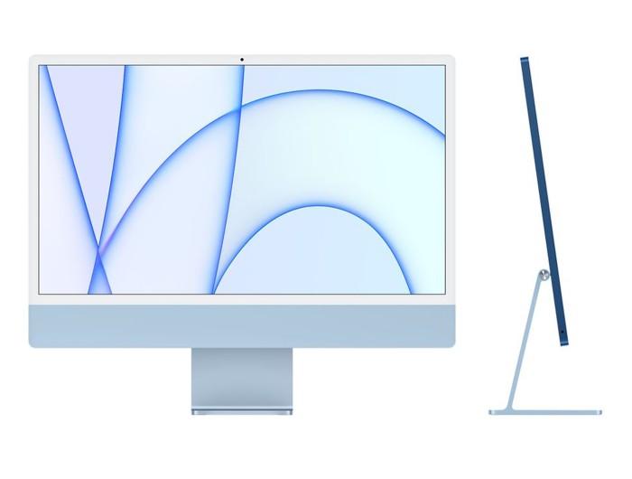 iMac M1 24 inch 4.5K 2021 256GB - 8 Core GPU