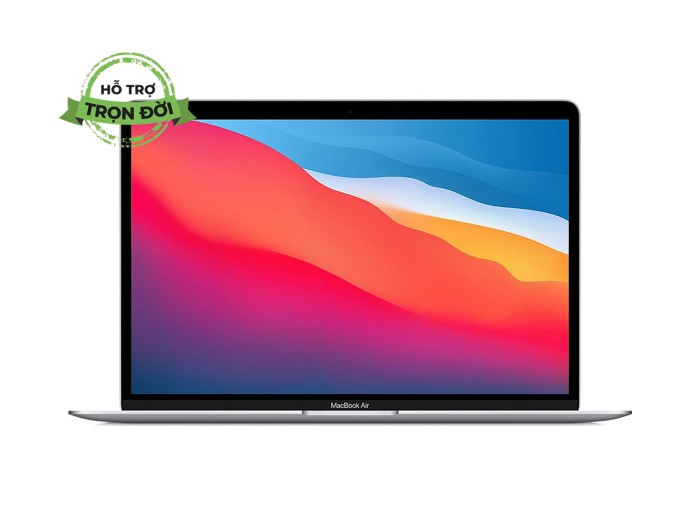 MGN73 / MGNA3 / MGNE3 - Macbook Air M1 8 Core CPU / 8 Core GPU / 512GB SSD - Xách tay