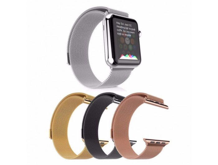 Coteetci Milanese Loop Apple Watch 40/44mm