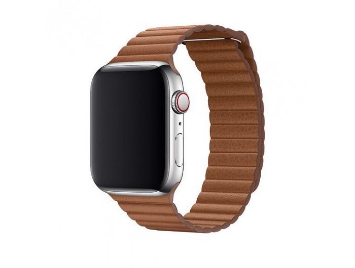 Apple 44mm Leather Loop