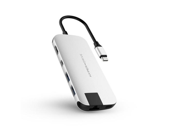 Bộ chia USB-C HyperDrive 8-in-1