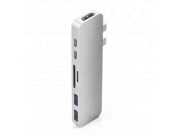 Bộ chia USB-C HyperDrive 7-in-2 (có HDMI, thẻ nhớ)
