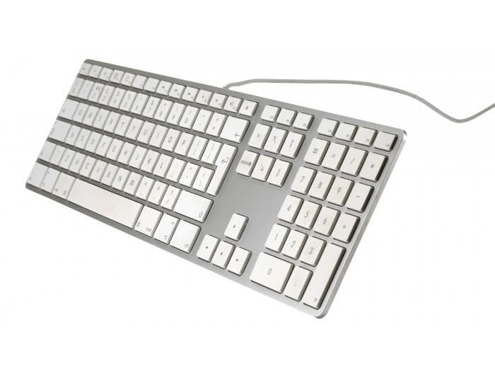 Bàn phím Magic Keyboard với hàng phím số (có dây) - Silver - Mới 100%