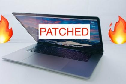 Đã test: Apple tung bản vá lỗi giảm hiệu năng trên Macbook Pro 2018