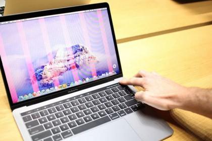 Các lỗi phổ biển thuờng gặp trên MacBook – Phần 1