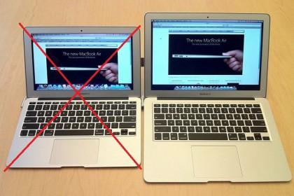 So Sánh MacBook Air và MacBook Pro: Mua máy nào tốt hơn ? So sánh chi tiết nhất