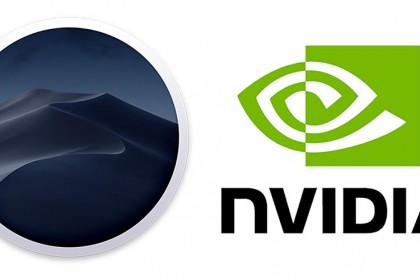 Apple quay lưng với nVIDIA trên macOS Mojave