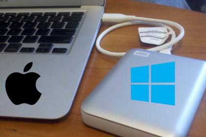 Cài và chạy Windows trên USB hoặc ổ cứng ngoài cho các dòng MacBook