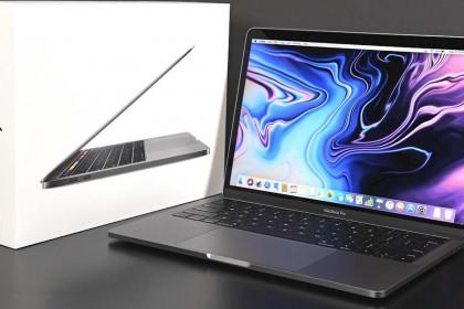 MacBook Pro được nâng cấp lên bản 2019