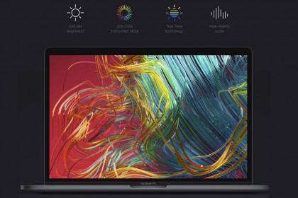 Màn hình P3 trên MacBook Pro 2016 trở đi có gì hay ?