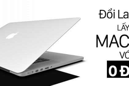 Hướng dẫn đổi Laptop Windows lấy MacBook