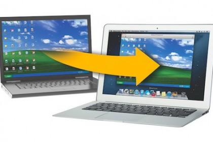 Hướng dẫn chuyển dữ liệu từ Windows sang Mac OS X