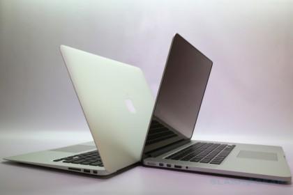 So sánh Macbook Pro và Macbook Air khác nhau như thế nào?