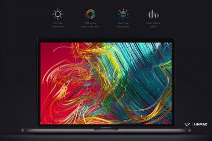 [So sánh] Chi Tiết Nhất Macbook Pro 2017 và MacBook Pro 2018
