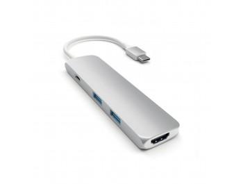 Bộ chia USB-C HyperDrive 4-in-1 (hỗ trợ HDMI 4K)