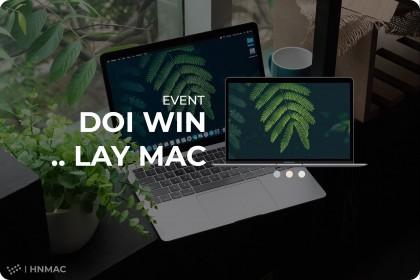 Đổi Win lấy Mac