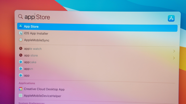 Hướng dẫn sử dụng ứng dụng iOS trên thiết bị Mac M1