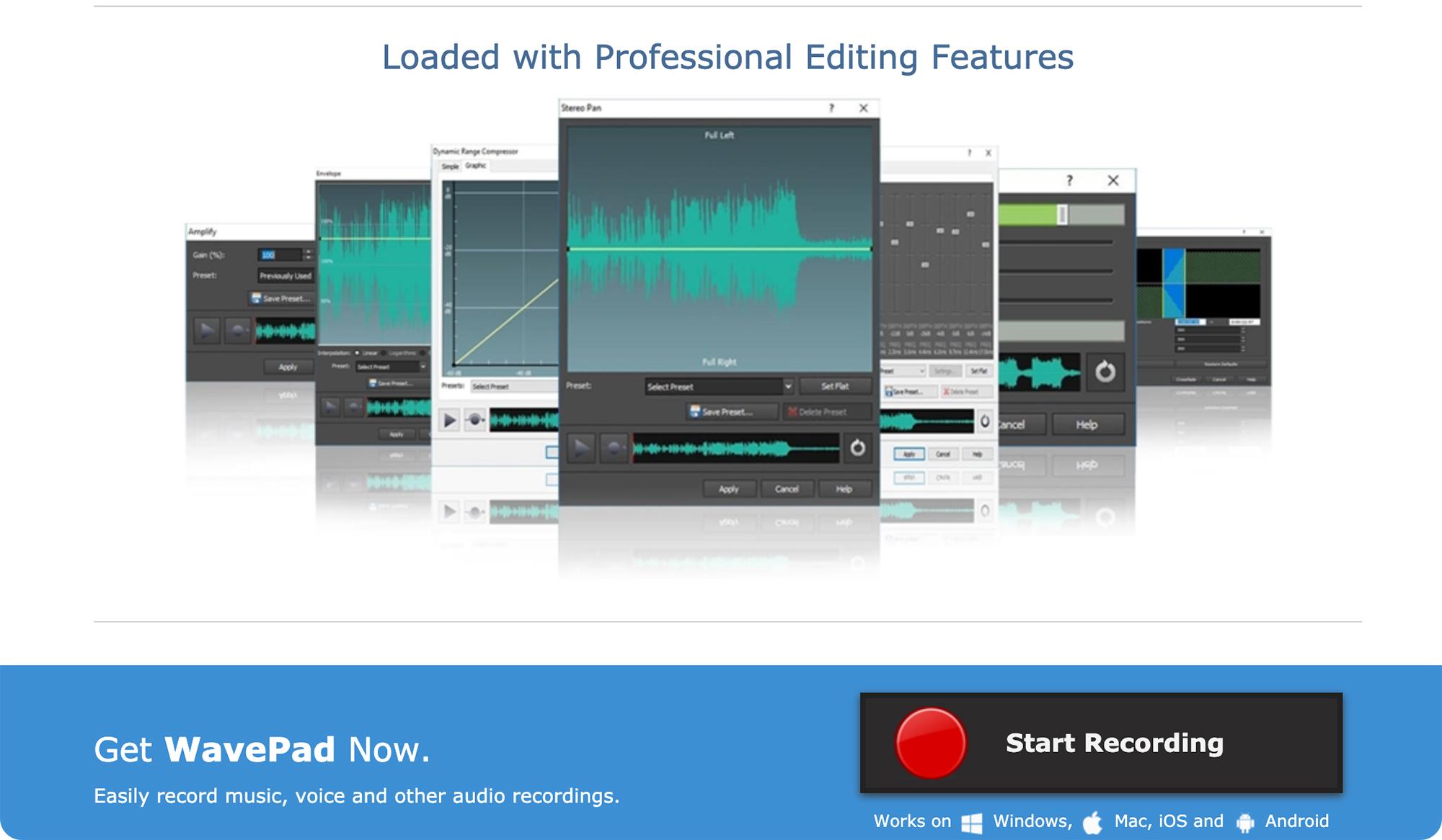 Những phần mềm chỉnh sửa âm thanh tốt nhất 2020 (Phần 1)