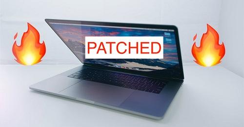 Đã test: Apple tung bản vá lỗi giảm hiệu năng trên Macbook