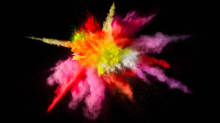 Color Burst 1