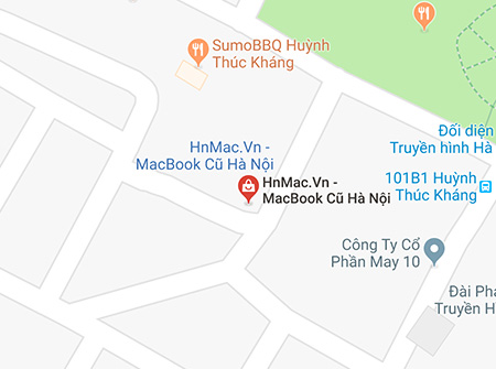 HNMac Google Map